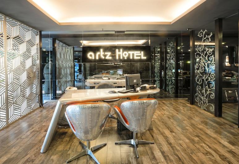 Artz Hotel Johor Bahru, Džohor Baru, Registratūra