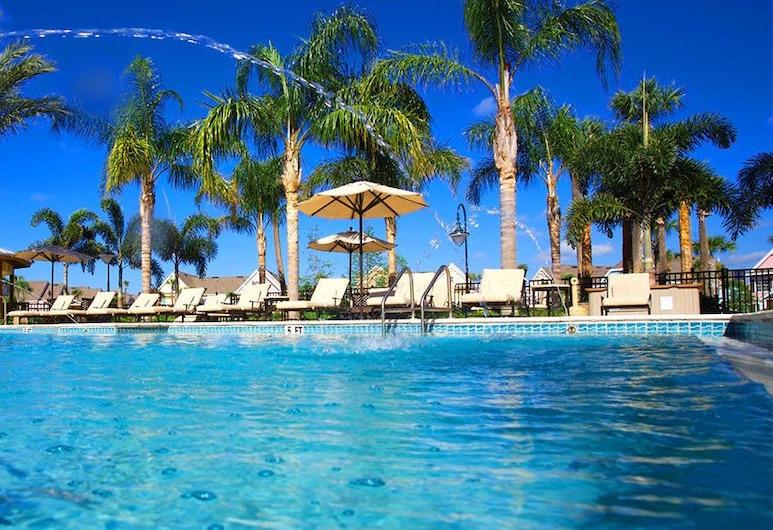 Runaway Beach Club, Kissimmee, Lauko baseinas