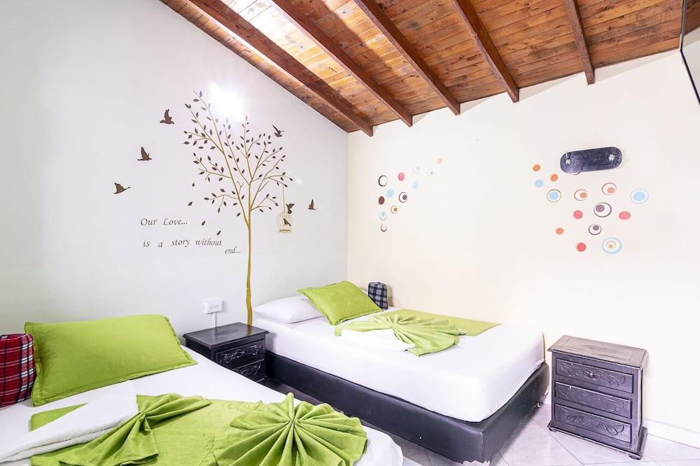 Двомісний номер преміум-класу (2 односпальних ліжка) - Ванна кімната