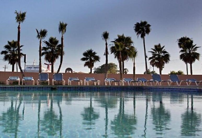 Hotel Villa Marina, Ensenada, Pool