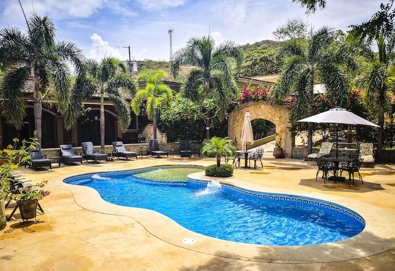 Casas del Toro Playa Flamingo, Playa Flamingo, Udendørs pool