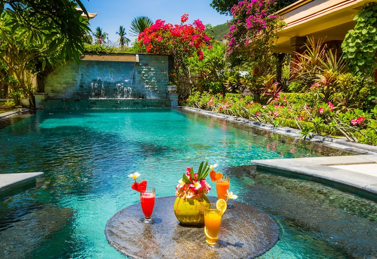 Rama Shinta Hotel, Karangasem, Outdoor Pool