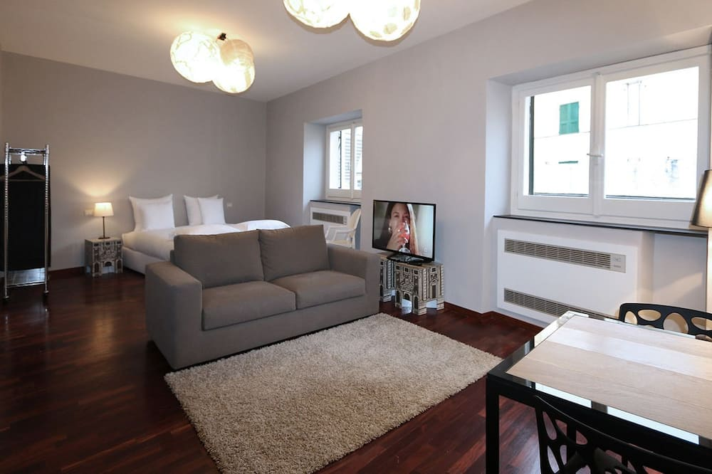 Appartement de 2 chambres - Coin séjour