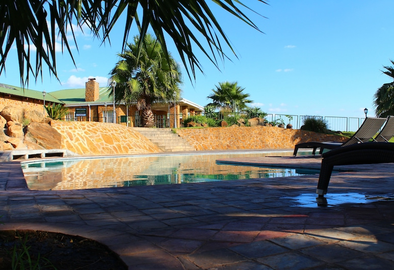 Game Haven Lodge, Chigumula, Outdoor Pool