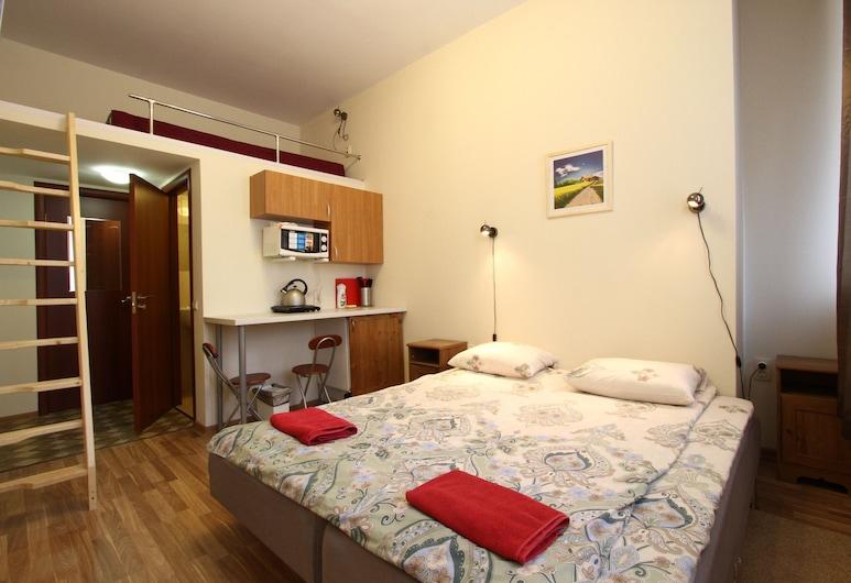Апартаменты СТН на Коломенской, Санкт-Петербург, Студия, Зона гостиной