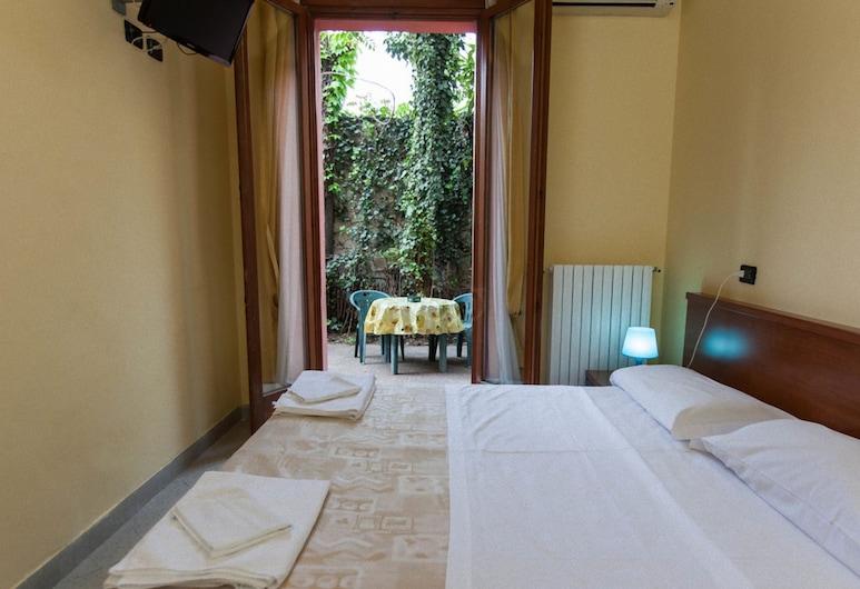 Hotel Greco, Milano, Dobbeltrom, delt bad, Gjesterom