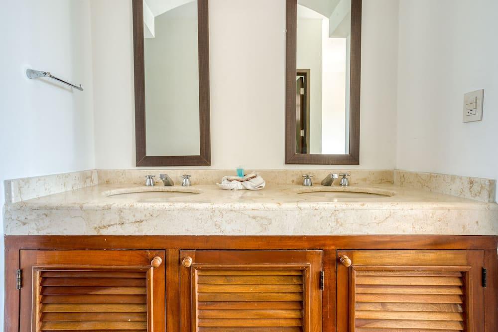 Suite Deluxe - Cuarto de baño