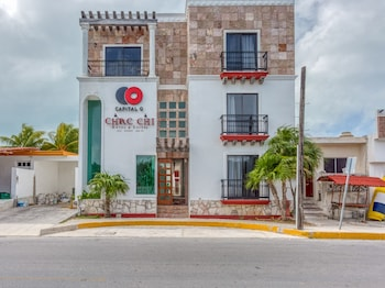 Mynd af Chac Chi Hotel and Suites í Isla Mujeres