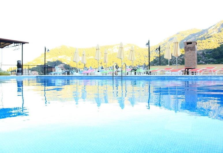 Scala Hotel, Marmaris, Açık Yüzme Havuzu