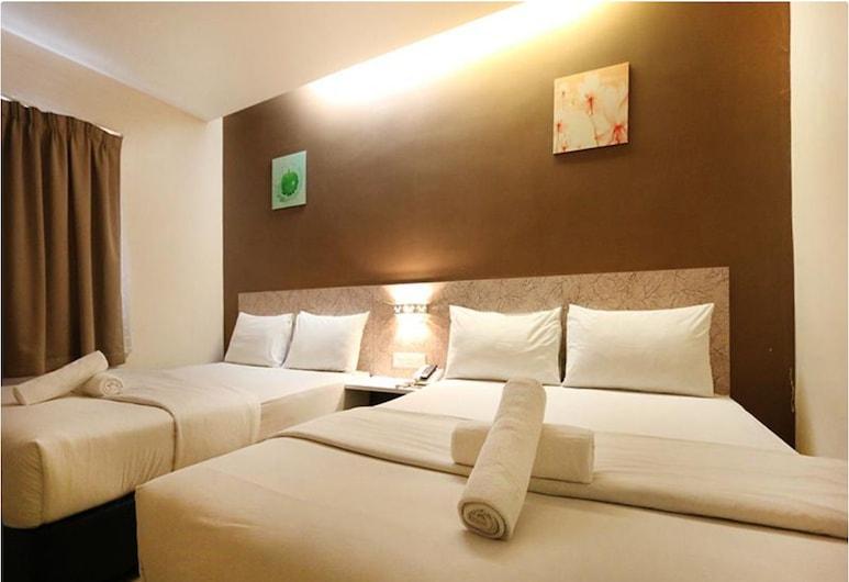 Best View Hotel Sri Hartamas, Kuala Lumpur, Deluxe Family Room, Guest Room