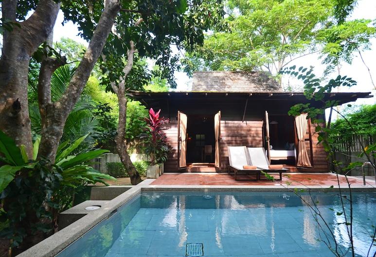 Ananta Thai Pool Villas Resort Phuket, Rawai, Romantic Villa, Terrace/Patio